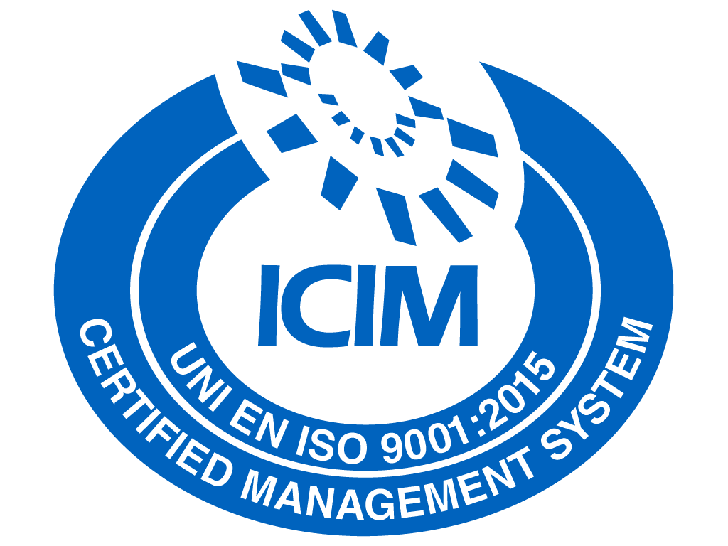 CERTIFIED MANAGEMENT SYSTEM BY ICIM